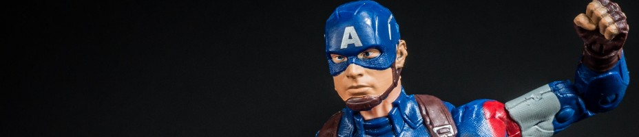 001 Marvel Legends Captain America Avengers Age Of Ultron Thanos Wave