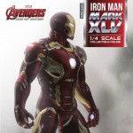 Avengers Age of Ultron Iron Man Mark 45 by Comicave