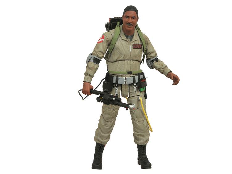 Ghostbusters Select Series 01 Winston Zeddemore