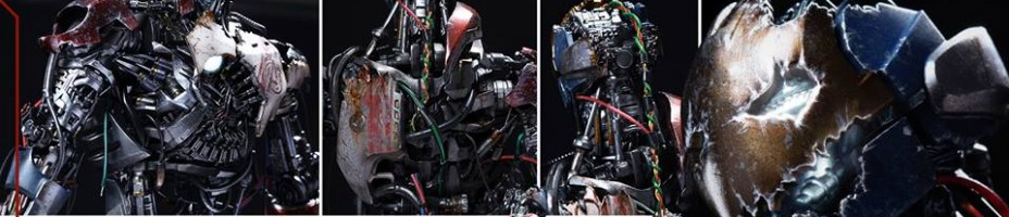 Hot Toys Ultron Mark I Figure 015