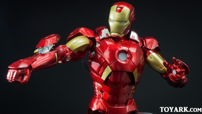 Countdown To Avengers Age of Ultron Iron Man Photo Shoot
