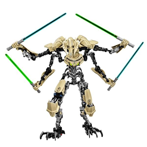 new star wars buildable lego figures revealed ahead of. Black Bedroom Furniture Sets. Home Design Ideas