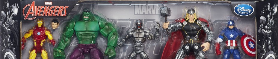 Marvel Legends EU Disney Exclusive 1