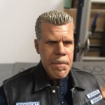 PCS Sons of Anarchy Clay Morrow Figure 001