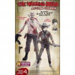 PX Walking Dead Abraham and Carl Set