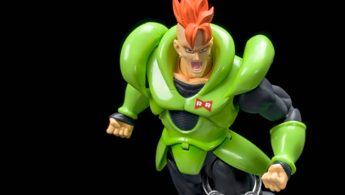 S.H. Figuarts Android 16 High Res Gallery