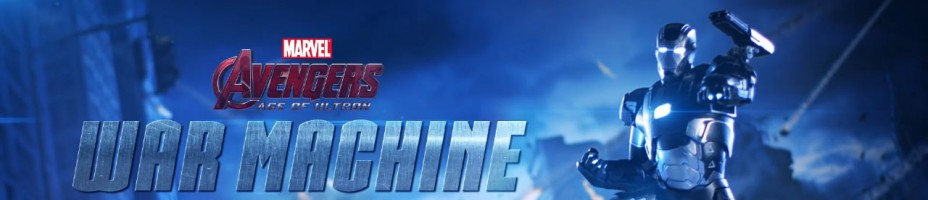 Sideshow War Machine Maquette