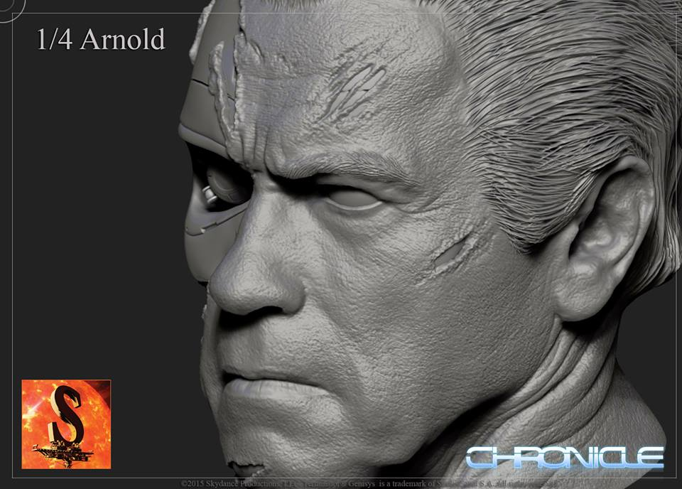 [Chronicle Collectibles] Terminator Genisys - Guardian T800 Terminator-Genisys-Guardian-T-800-by-Chronicle-006