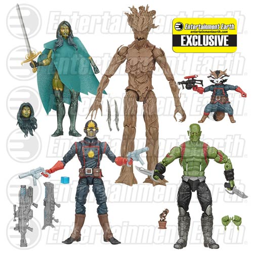 ee guardians of the galaxy box set