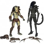 Alien vs Predator Kenner Homage 2 Pack