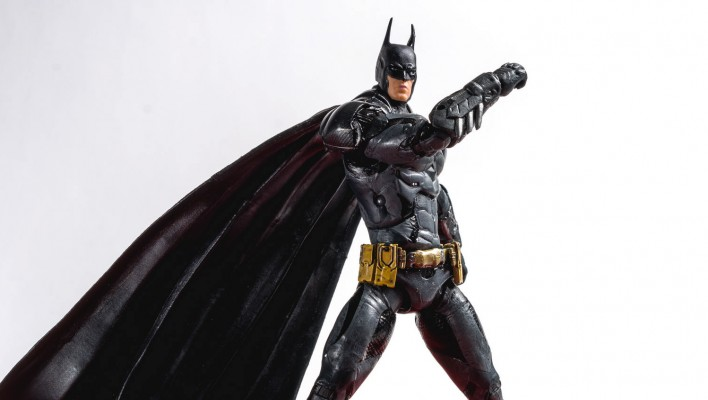 DC Collectibles Arkham Knight Batman High Res Gallery