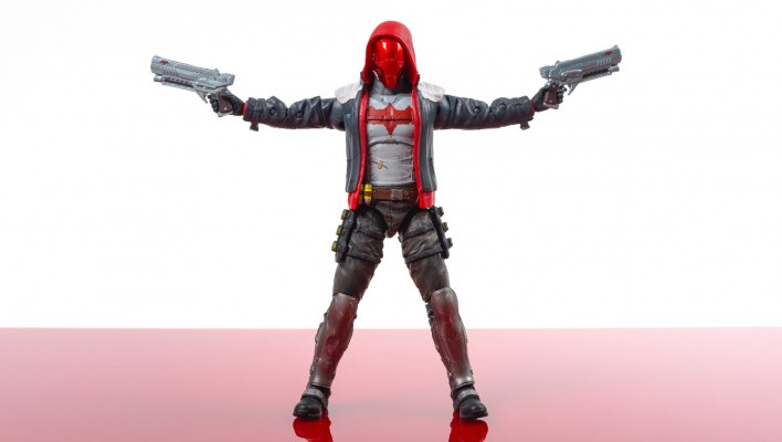 DC Collectibles Arkham Knight Red Hood High Res Gallery