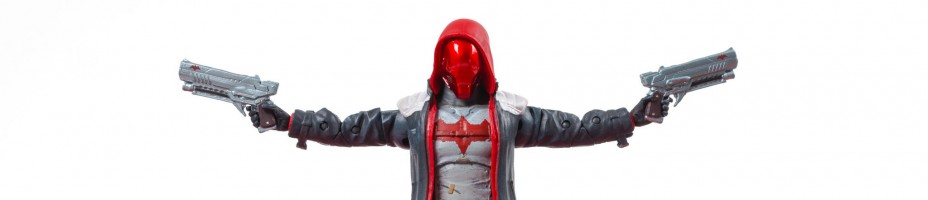 Arkham Knight Red Hood 007