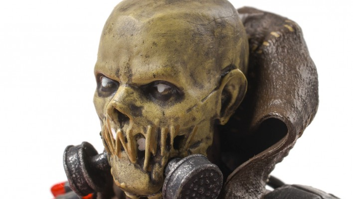 DC Collectibles Arkham Knight Scarecrow High Res Gallery