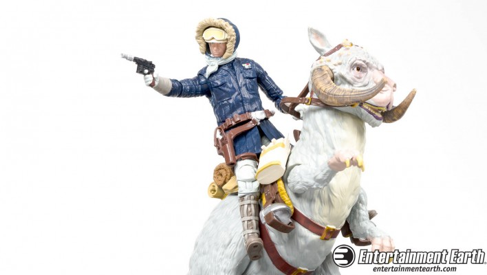 Black Series Deluxe Han Solo with Tauntaun Gallery