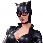 DC Cover Girls Catwoman Statue 003