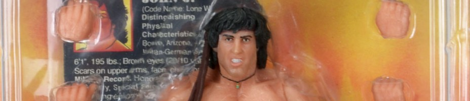 NECA 2015 Con Exclusive Rambo Force of Freedom 001