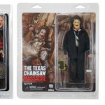 NECA Retro Mego Lineup Leatherface Packaging
