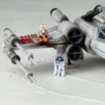 Revoltech Star Wars X Wing 009