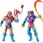 SDCC 2015 MOTU Rotar vs Twistoid