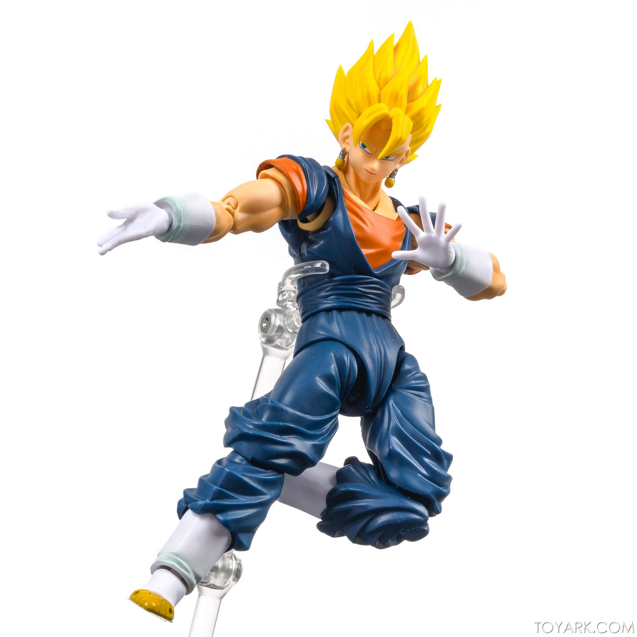 S.H. Figuarts Dragonball Z Vegetto Gallery - The Toyark - News