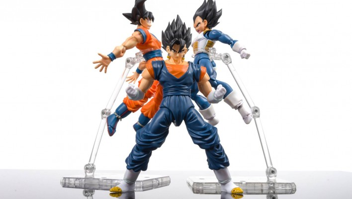 S.H. Figuarts Dragonball Z Vegetto Gallery