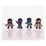 TMNT Stealth Edition Action Vinyls