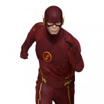 The Flash TV Series Statue Paperweight 001