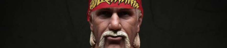 Updated Hulk Hogan by Storm Collectibles