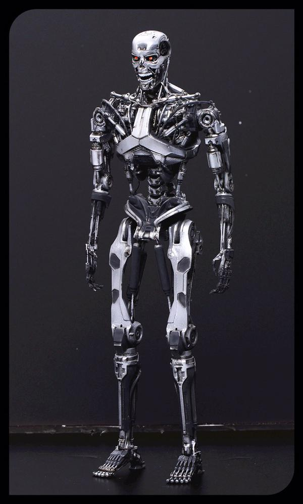 Dragon Models Previews Terminator: Genisys T-800 Figure