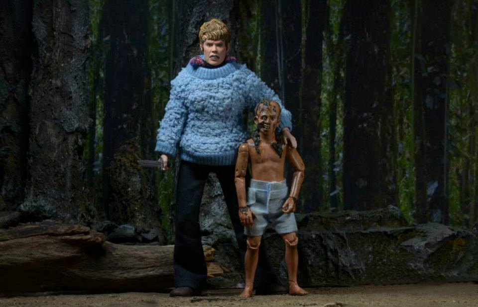how to make pamela voorhees fit in the game friday the 13th the