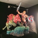He Man and Battle Cat Statues 001
