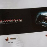 Hot Toys Metal Gear Solid V and Batman v Superman Licenses