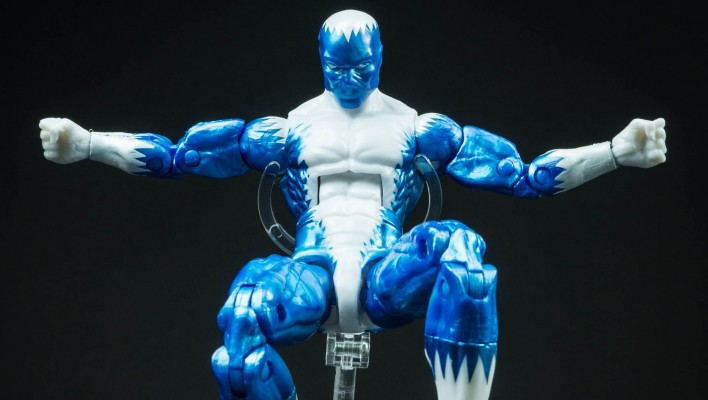 Marvel Legends Blizzard Hulkbuster BAF Wave Photo Shoot