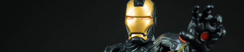 Marvel Legends Marvel Now Iron Man 001
