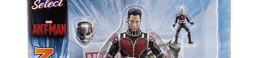 Marvel Select Ant Man Exclusive 001