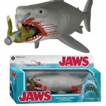 SDCC2015 ReAction Jaws Bloody Quint and Shark
