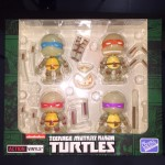 The Loyal Subjects Hastings Exclusive TMNT Action Vinyls 01