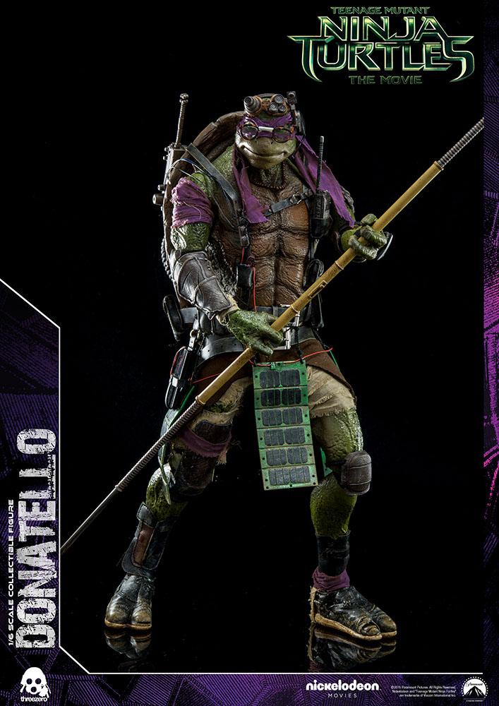 Donatello Tmnt Staff