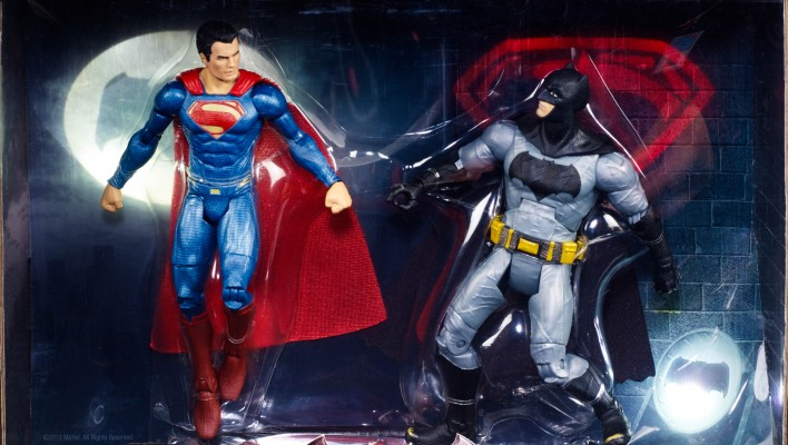 First Batman v Superman: Dawn of Justice Toys Revealed