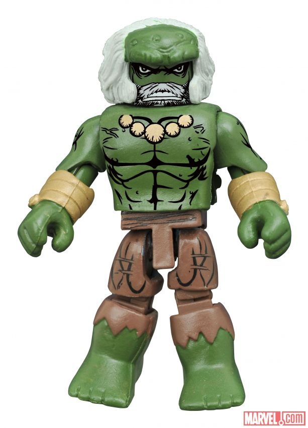 New Marvel Minimates Secret Wars Figures The Toyark News