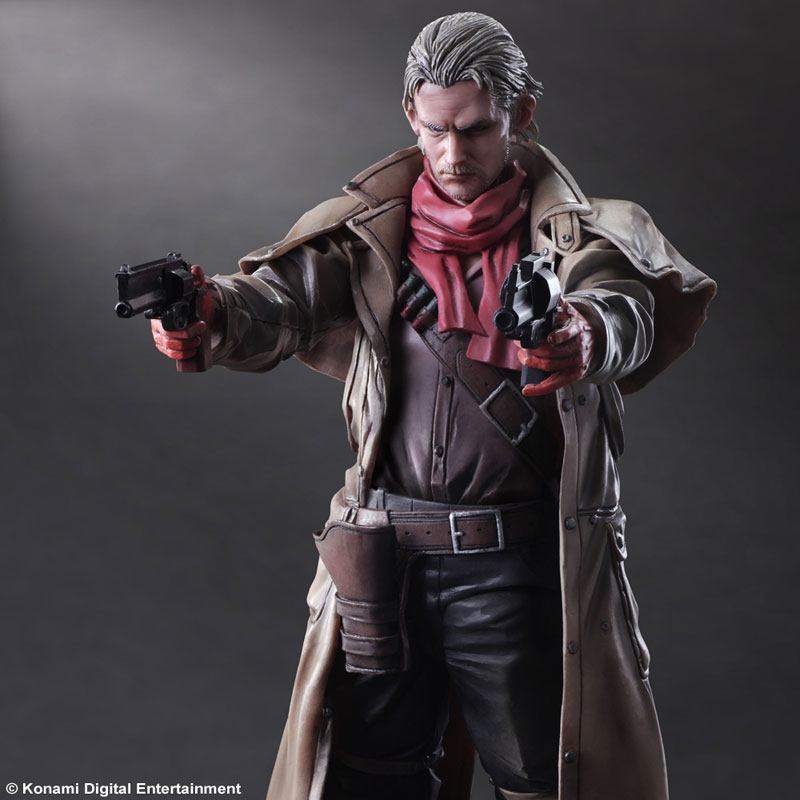 Metal Gear Solid V Ocelot Play Arts Kai ...