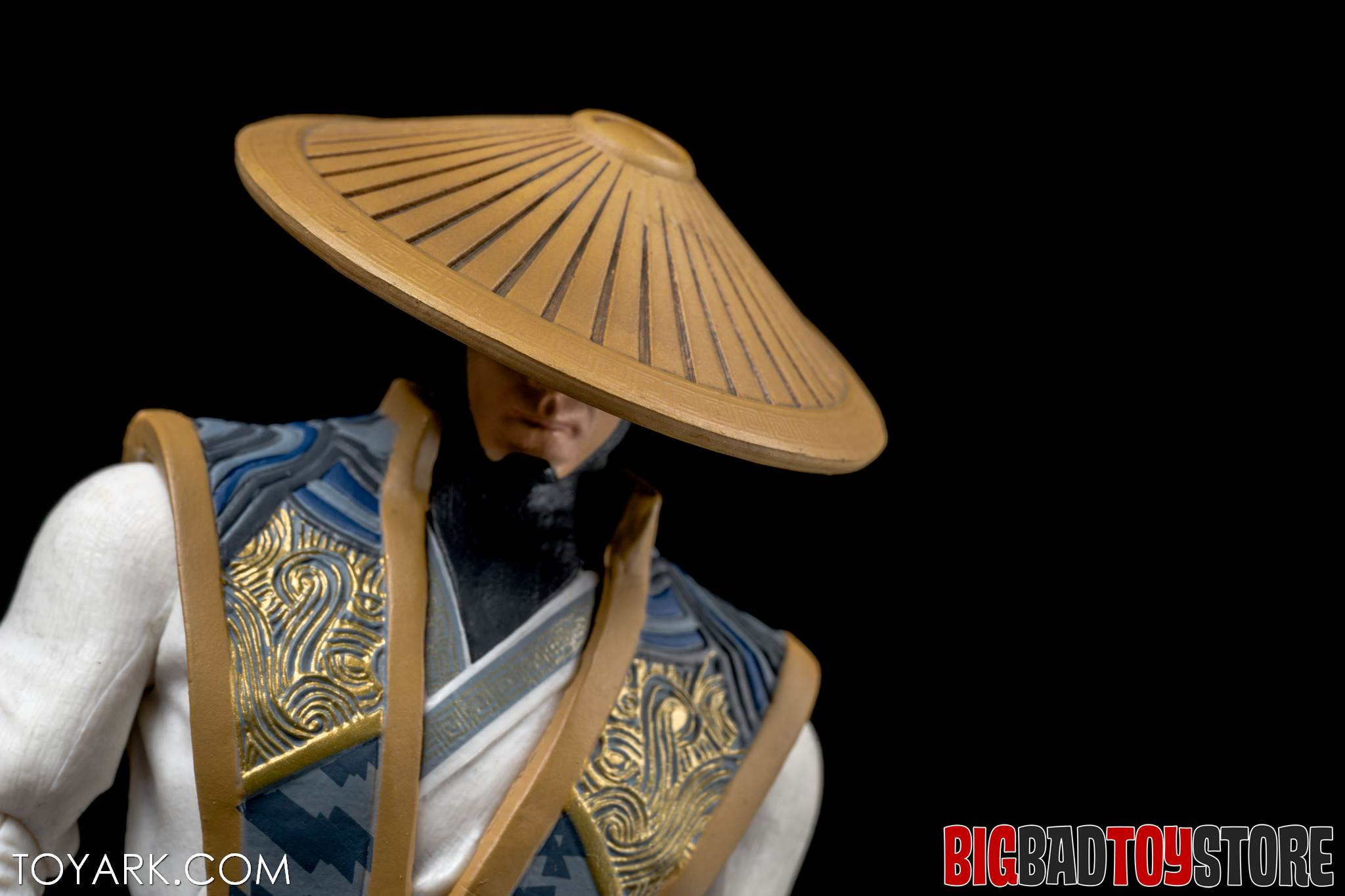 mezco mortal kombat x raiden   tru exl. raiden photo shoot - the 250a33bbf89e