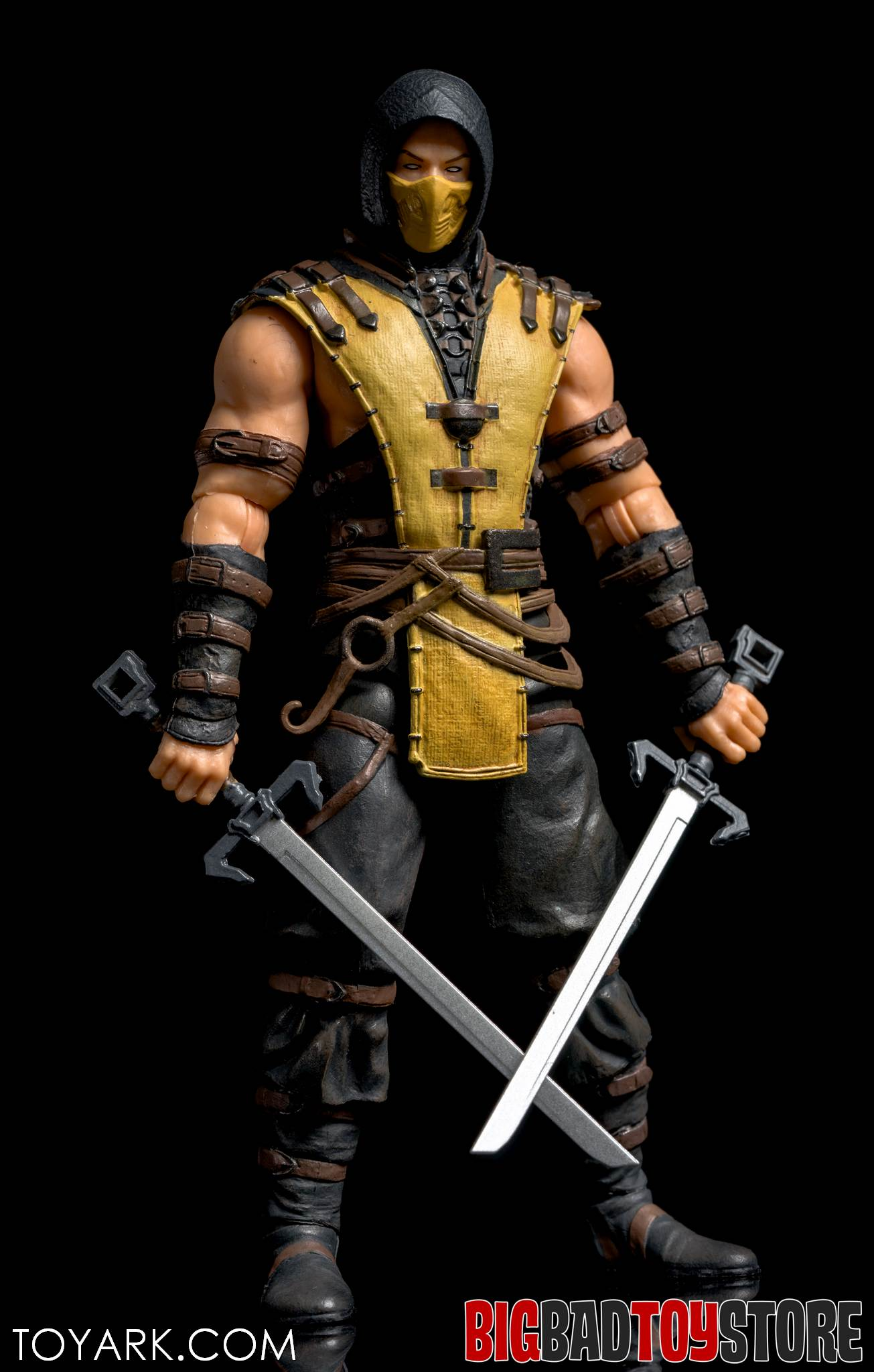 Mezco Mortal Kombat X Scorpion Photo Shoot The Toyark News