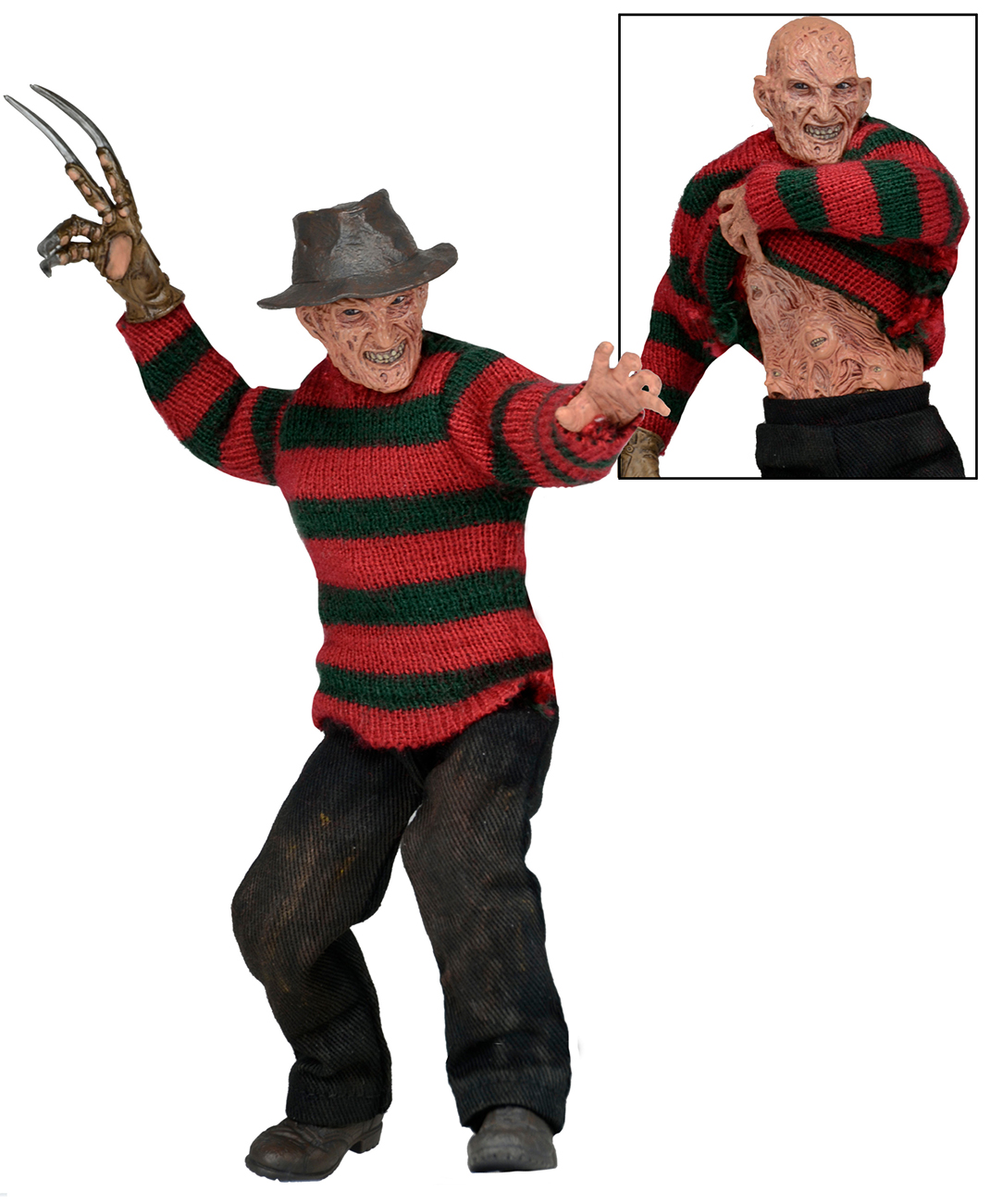 Nightmare On Elm St Sweater Reproduction 42