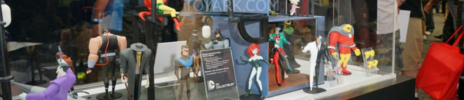 SDCC 2015 DC Collectibles Batman Animated Saturday 001