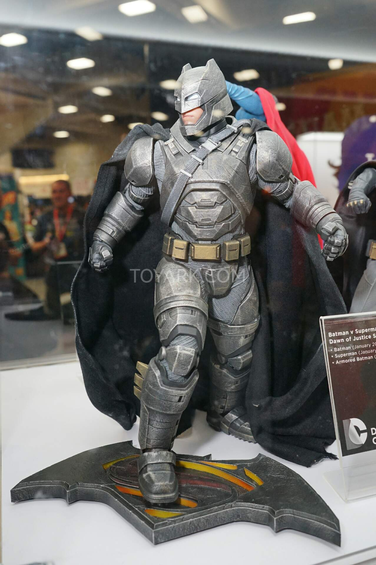 SDCC 2015 - DC Collectibles Batman v Superman Updated Images - The ...