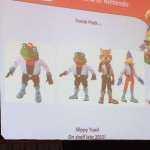 SDCC 2015 Jakks Nintendo Star Fox
