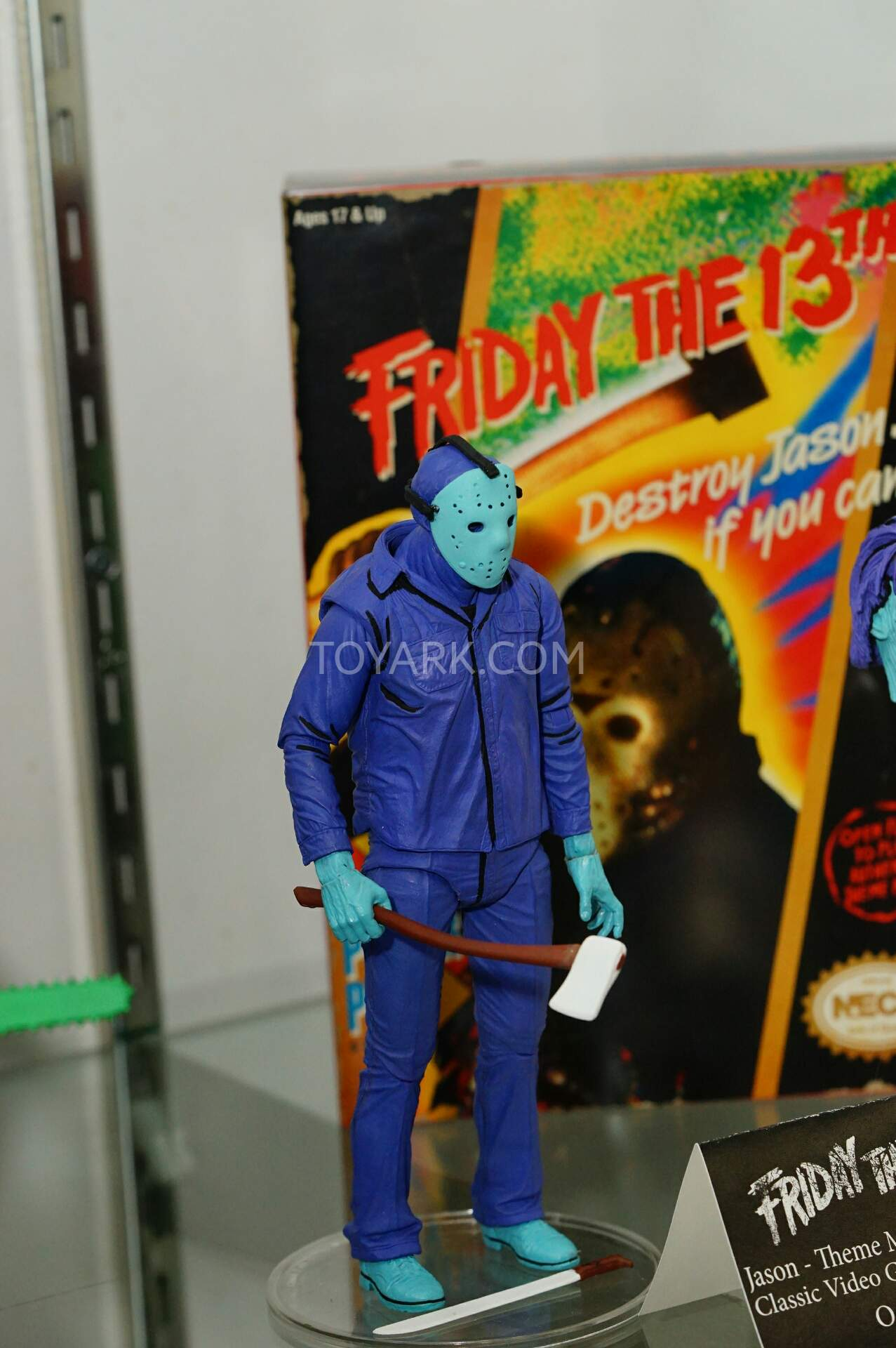 Wish to Level Your Own Character More Quickly? SDCC2015-NECA-Video-Game-Toys-011