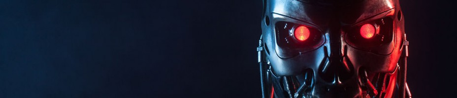 Sideshow Terminator T 800 Life Size Bust 003